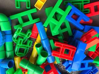 Building blocks and Pipes