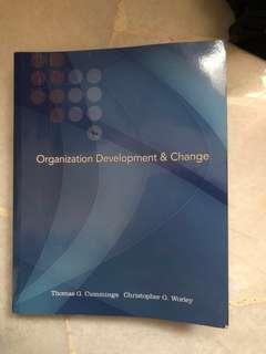 Organization Development & Change (9th ed.)