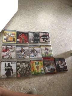 Wts wtt PS3 games