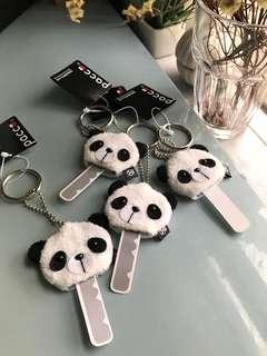 日本熊貓🐼鎖匙扣