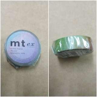 🚚 日本mt和紙膠帶/彩色漸層