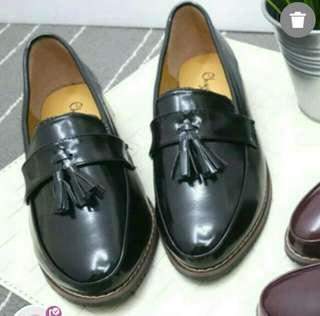 🚚 MIT 樂福鞋 皮鞋 女鞋
