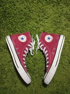 Sepatu converse size 6,5 (39,5)
