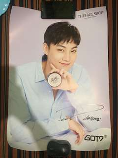 GOT7 x The Face Shop Bromide