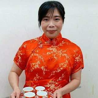 專業中式婚禮主持人/司儀/大妗姐(阿月)