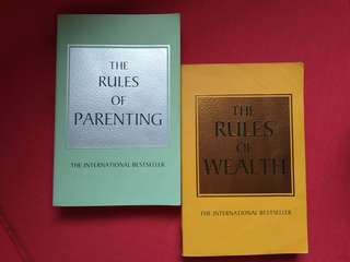 Rules of parenting∥wealth