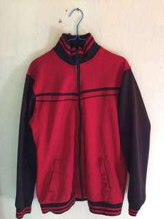 DF Jaket Merah ukuran XXL