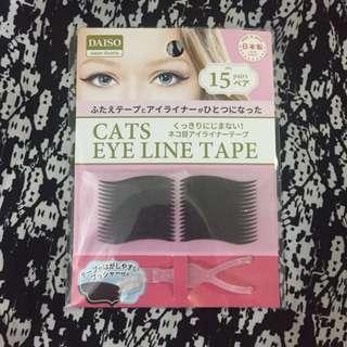 cats eye line tape