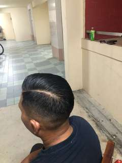 🚚 Fades haircut