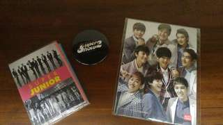Super Junior stuff