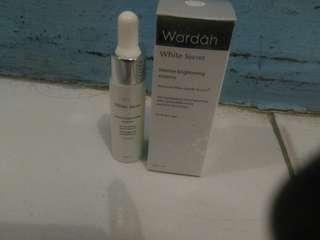 Wardah white secret intense brightening essence