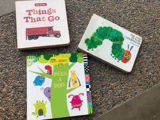 Hardback books suitable for toddlers