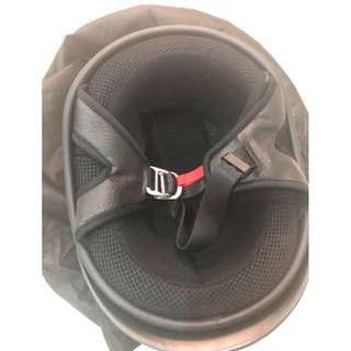 PGR half helmet