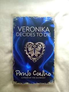 Paulo Coelho- Veronika Decides to Die