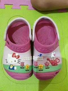 Crocs Hello Kitty original