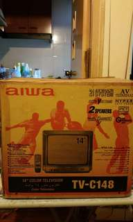 Aiwa 愛華 TV-C148 14 吋 電視