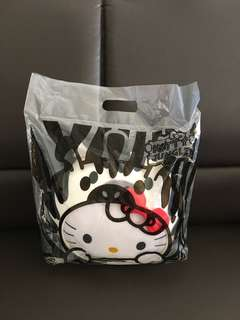 Taiwan McDonald's Hello Kitty Pillow Zebra