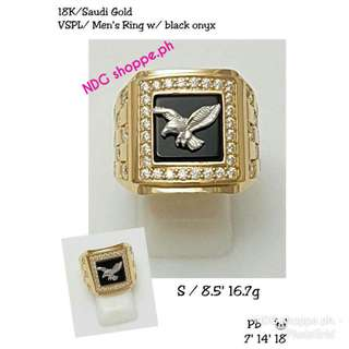 16.7g pure gold ring
