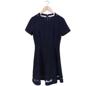 Tokito Dark Blue Mini Dress