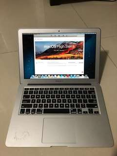 "Macbook Air 13"" mid-2012"