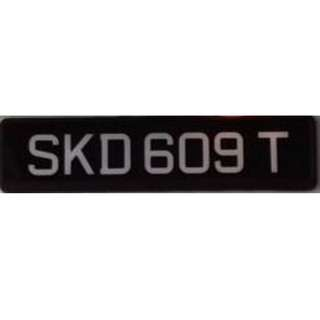Nice Car Plate Number for sale