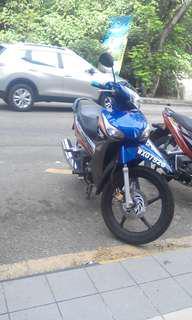 Motor honda future 125,cc