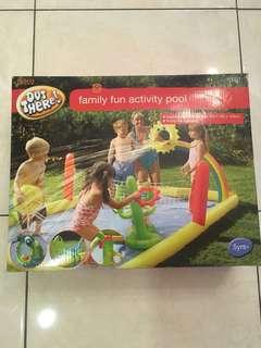Pool activity