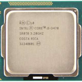 intel core i5 3470 6m cache, max 3.6ghz