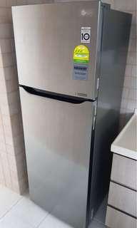 LG fridge n Electrolux washing machine