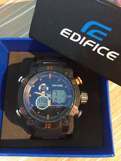 Edifice watch #july100