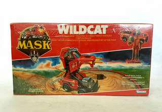 MISB M.A.S.K Wildcat