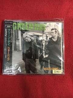 Green Day -warning-