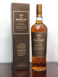 Macallan Edition 1