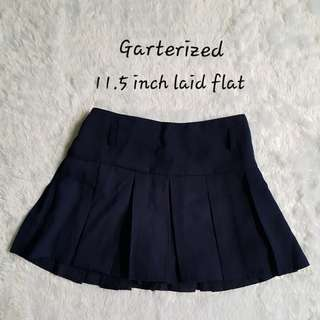 Skirt with short