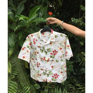 """PRINTED HAWAII SHIRT"""