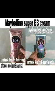 Maybellinesuper bb cream