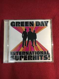 Green Day -international superhits-