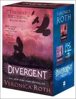 🚚 Divergent Trilogy