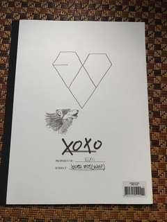 EXO XOXO WOLF🐺 淨專