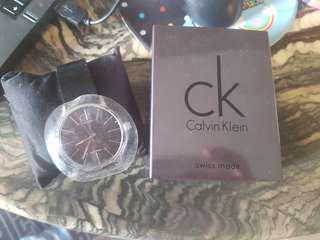 Calvin Klein Post Minimal Watch Men's