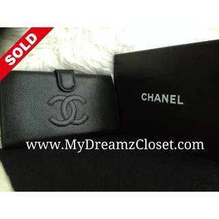 Sold Chanel Wallet 1