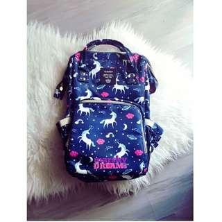 Unicorn Diaper Bag
