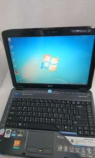 🚚 Acer Aspire 4930G 14吋雙核心獨顯筆記型電腦