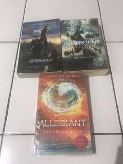 1 series novel