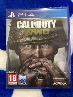 call of duty (COD) WW2