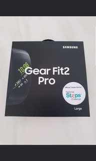 WTS Samsung Gear Fit 2 Pro
