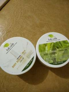 BODYSCRUBS BALI RATIH two variants
