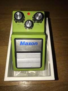 Maxon VOP9 Vintage Overdrive Pro
