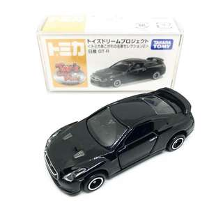 Takara Tomy Tomica Toy's Dream Project Nissan GT-R Black