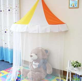 Wall tent room decoration baby children